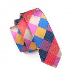 Skinny tie silk 100 % SKTLV-048