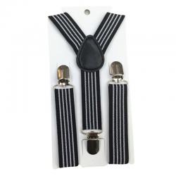 Kids elastic suspenders