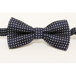 Bow tie (small) Navy blue