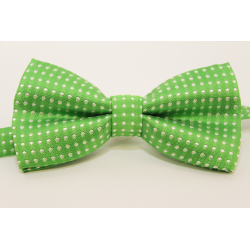Bow tie (small) Green spring
