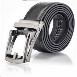 Adjustable black belt large size