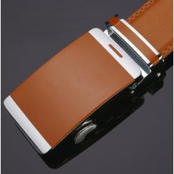 Adjustable brown belt large size