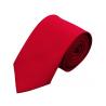 Tie  TLV-206 Red Silk 100%