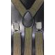Bretelles élastiques ajustables  SFM-Or Or
