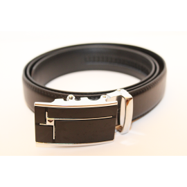 Adjustable black belt large size BC-Mario