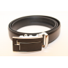 Adjustable black belt large size BC-Mario