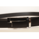 Adjustable brown belt large size