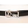 Adjustable belt black WBC-LOVE