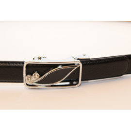 Adjustable belt black WBC-WAVE