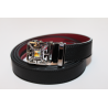 Adjustable belt black WBLY-Diamant