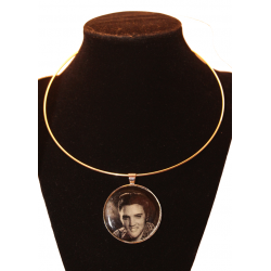 Necklace Elvis