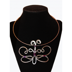 Necklace Butterly