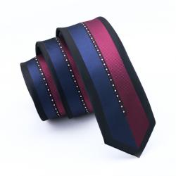 Skinny tie silk 100 %