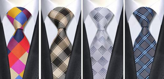 Cravates pour hommes